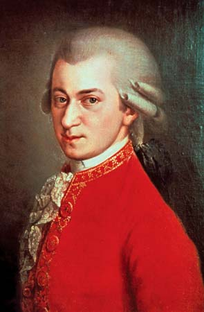 WOLFGANG AMADEUS MOZART (1756-1791)  Flute Concerto No 1 in G, K313 (1778)