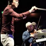 Hitoshi Suzuki and Hywel Jenkins
