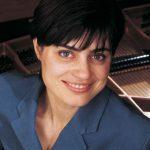Nicola Meecham (piano) Photo: Fritz Curzon